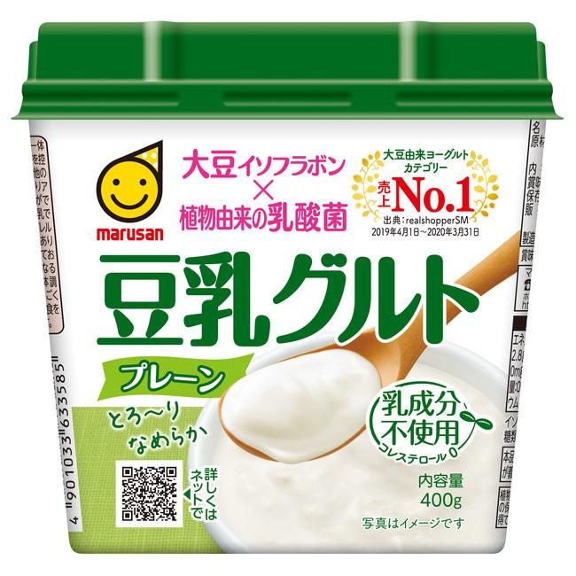 豆乳グルト写真